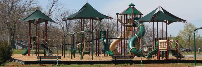 Civitan Park playground